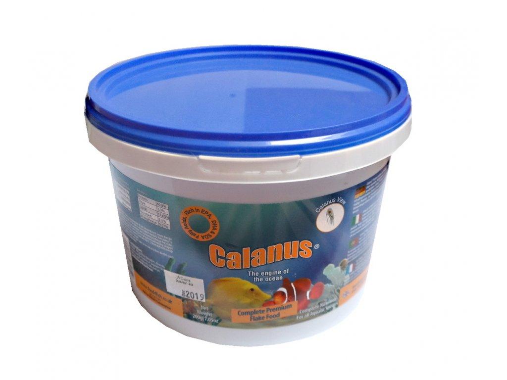 calanus rs flake bucket 200g 2