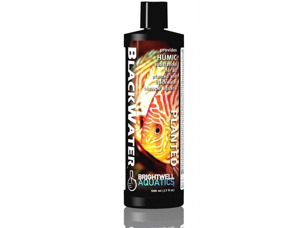 BlackWater humíniová substancia