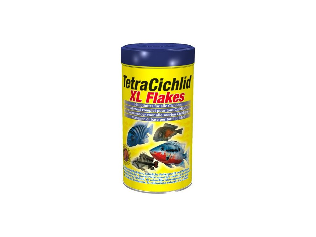 Tetra Cichlid 500ml vločky velké