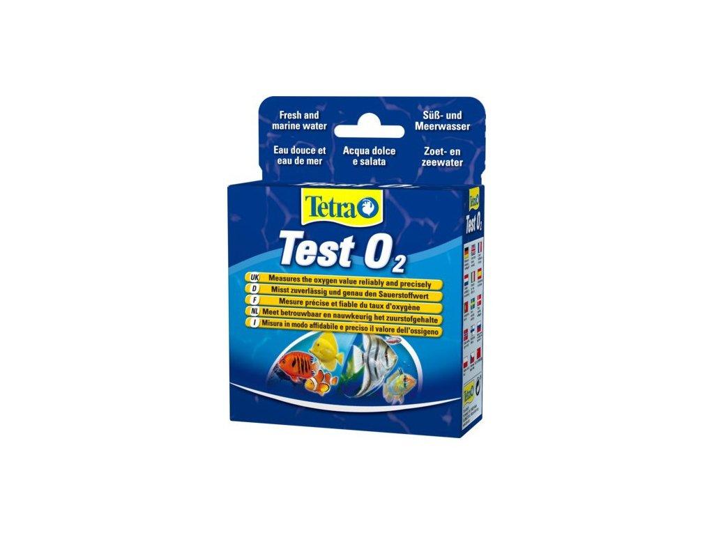 Test O2 TETRA