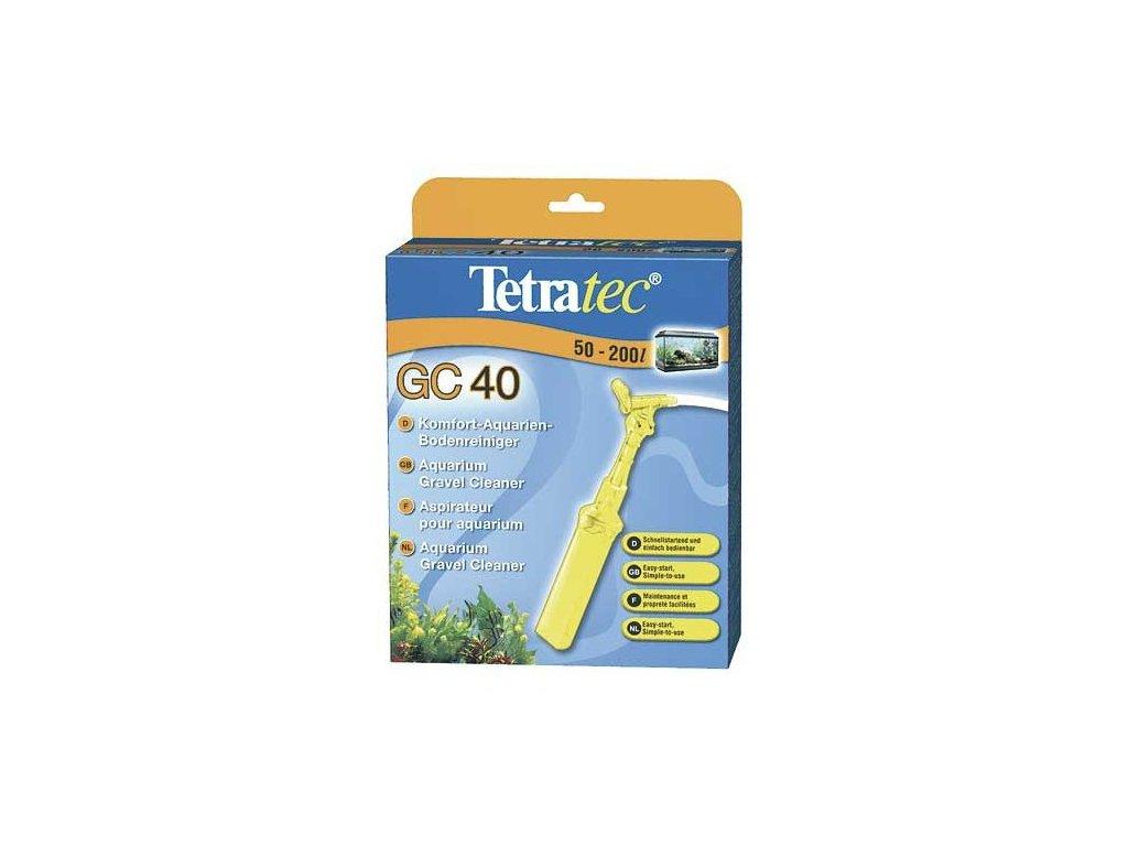 Odkalovač TetraTec GC 40