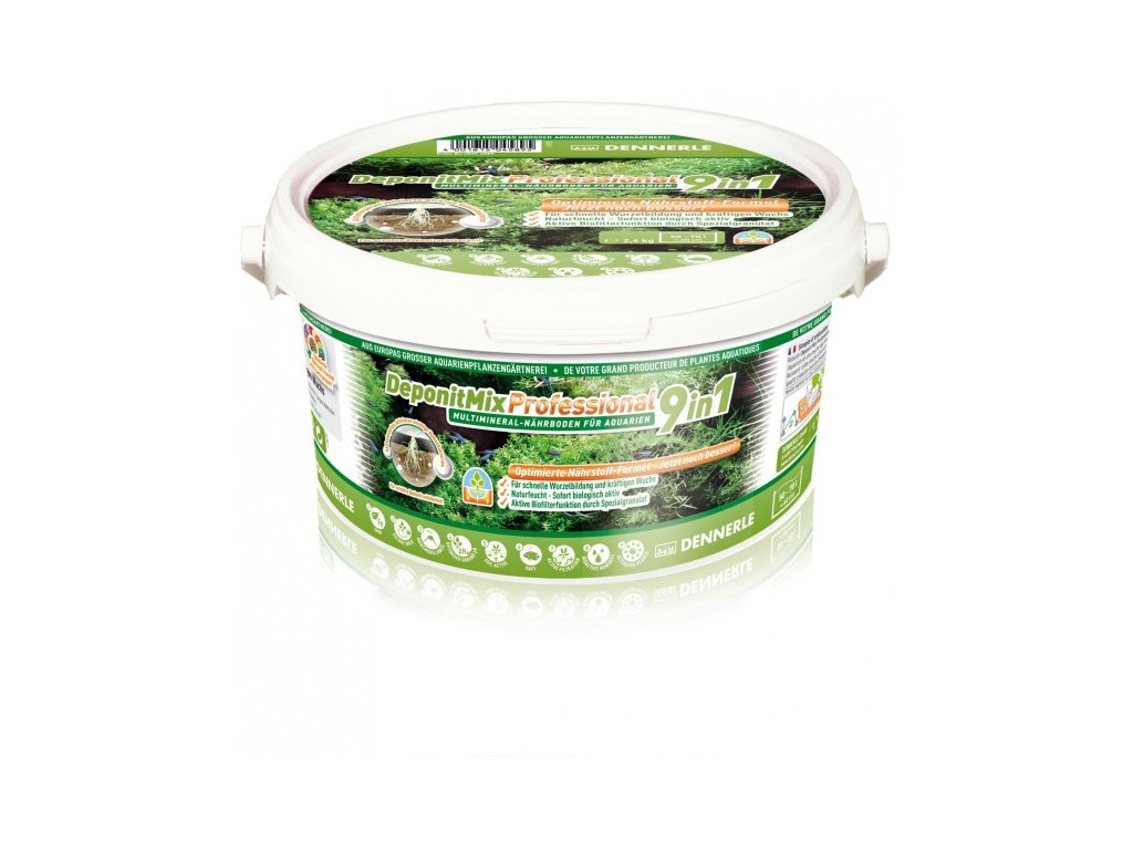 Dennerle Deponit Mix Professional 9in1 2.4kg