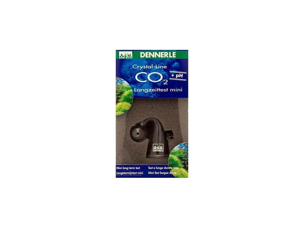 DENNERLE CRYSTAL-LINE CO2-Dlhodobý test Mini