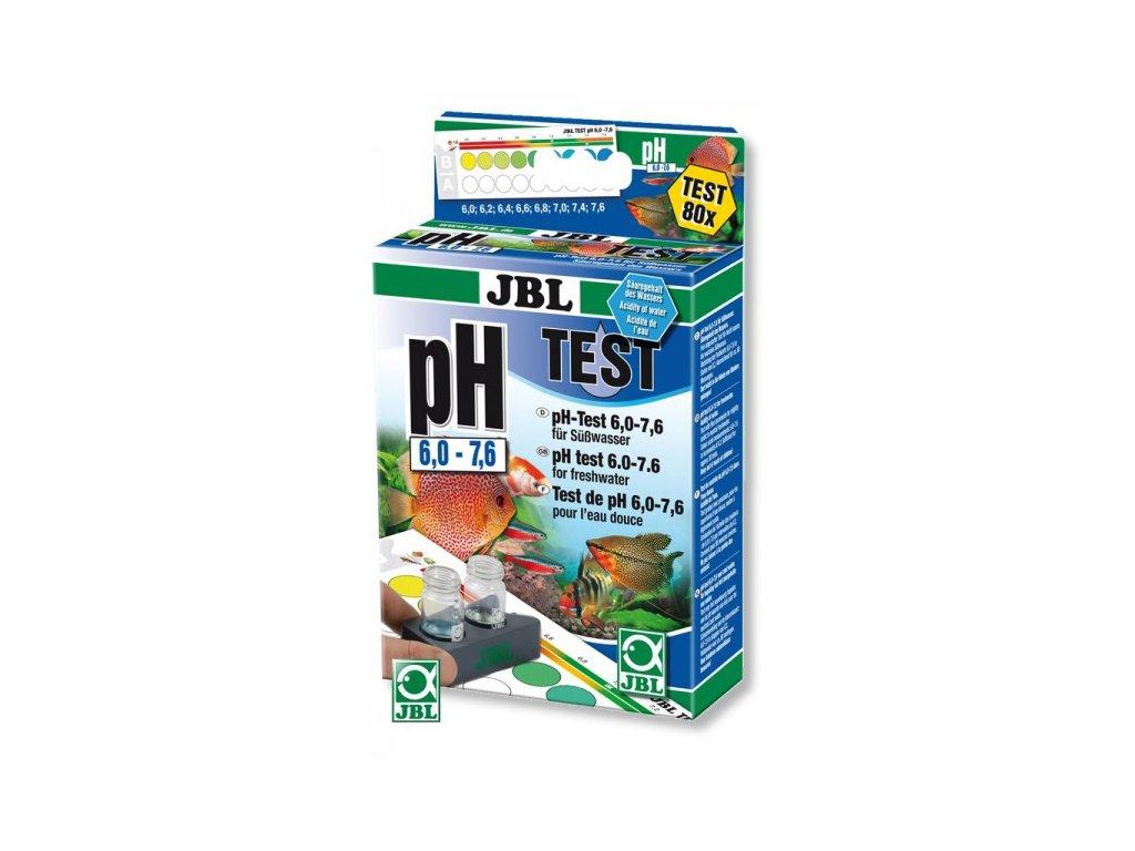 JBL pH 6.0-7.6 Test-Set