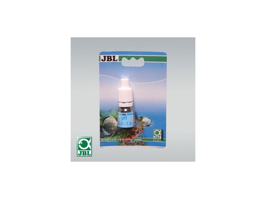 JBL pH Test-Set 6.0-7.6 náplň