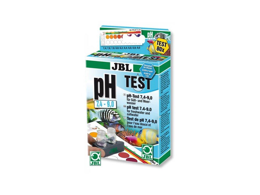 JBL pH 7.4-9.0 Test-Set