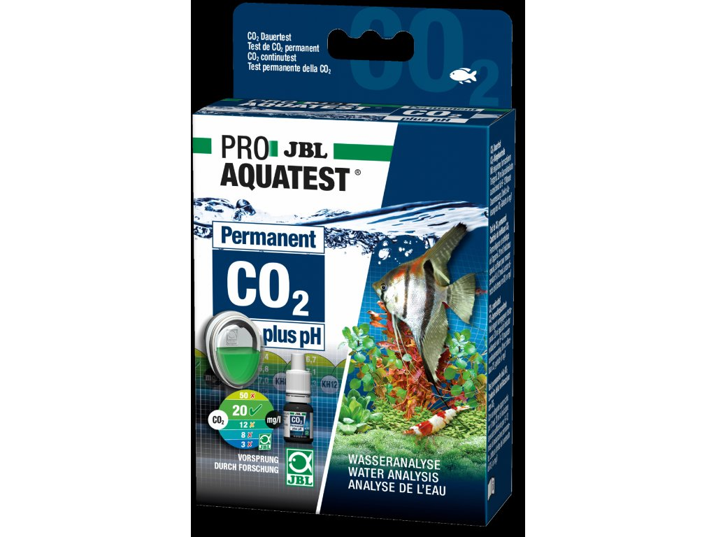 jbl pro aquatest co2