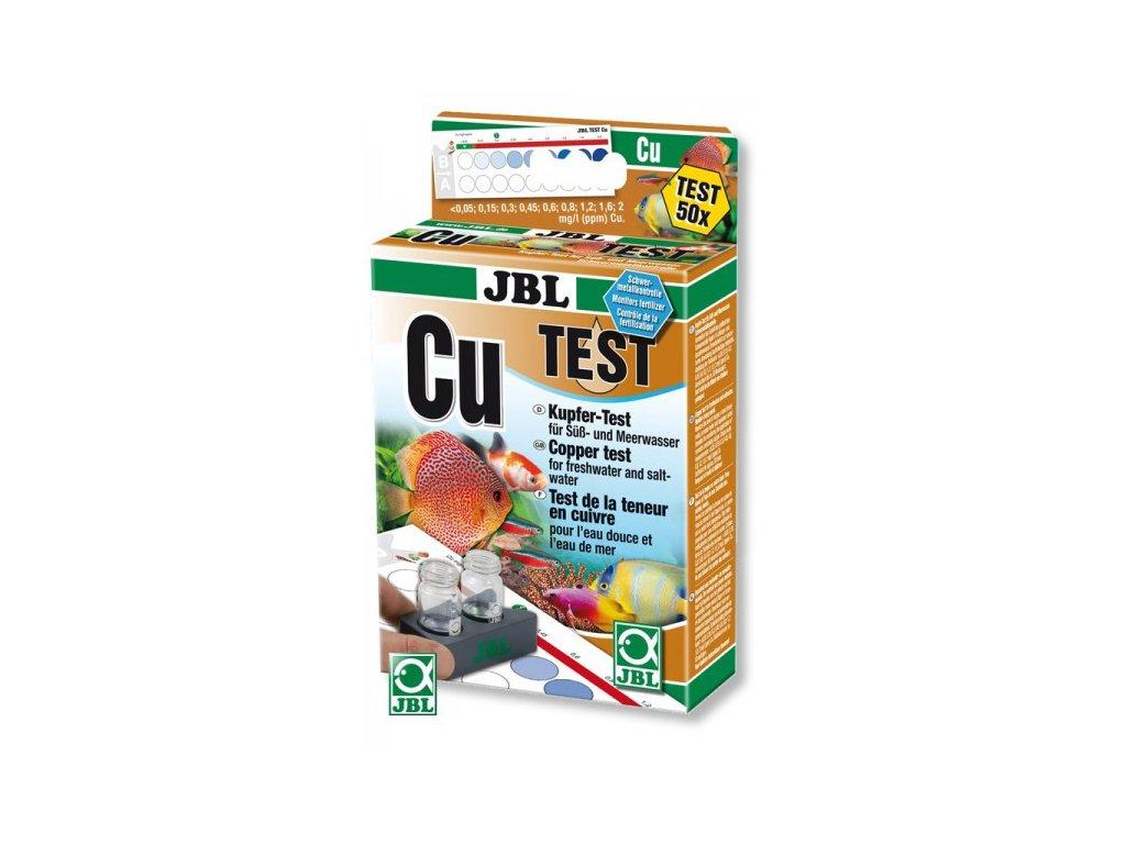 JBL Cu Test-Set - meď
