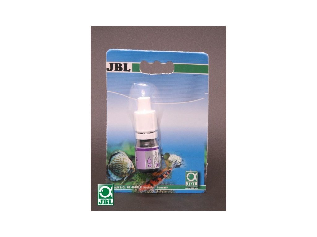 JBL Fe železo Test - náhradná náplň