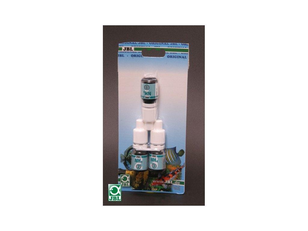 JBL NH4 Ammonium Test - náhradná náplň
