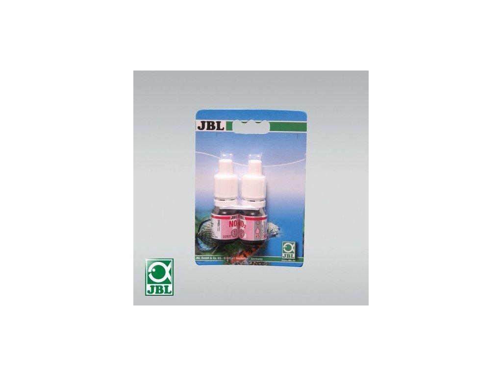 JBL NO2 Nitrit Test - náhradná náplň