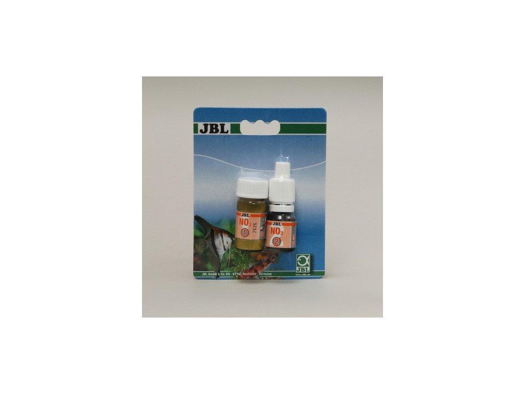 JBL NO3 Nitrat Test - náhradná náplň