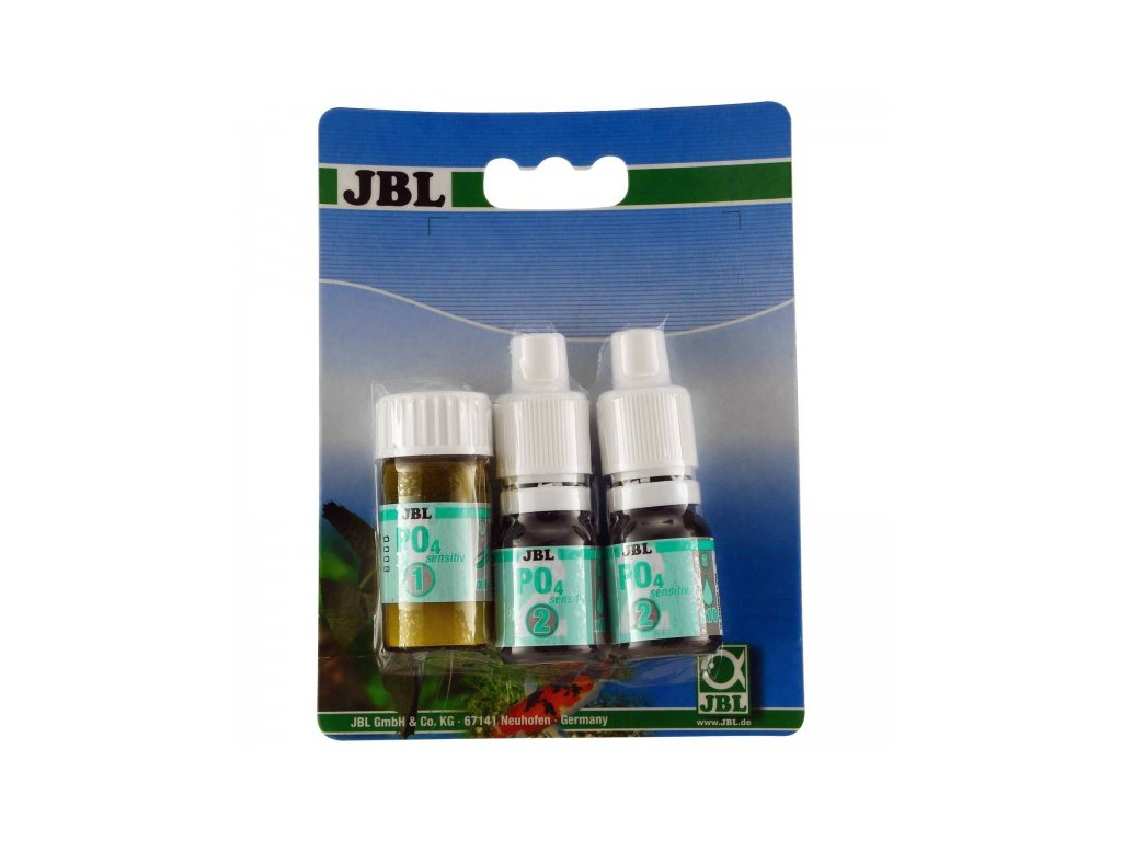 JBL PO4 Phosphat sensitiv - náhradná náplň
