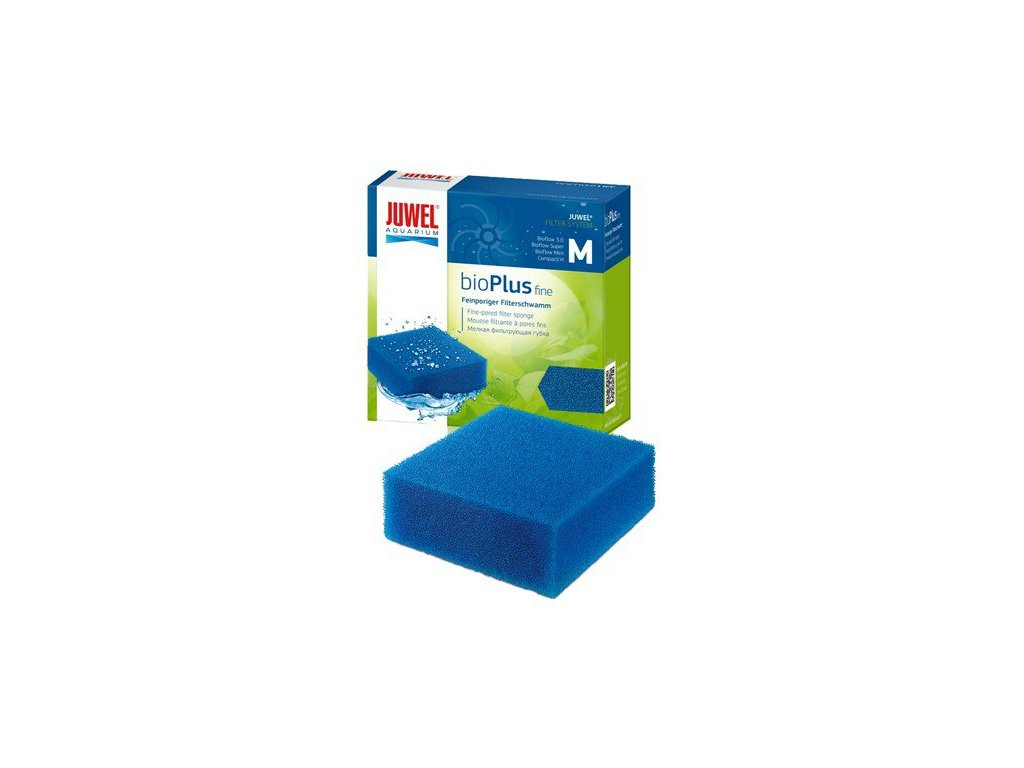 juwel filter sponge fine M