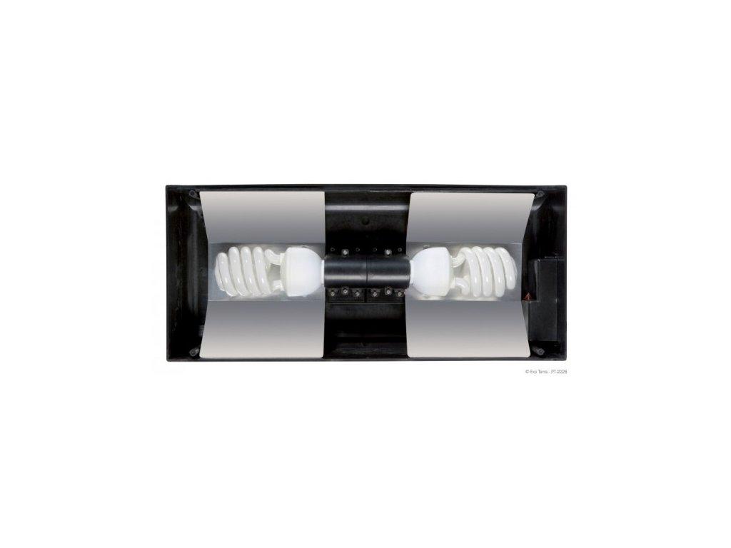 Osvetlenie ExoTerra Compact Top 90