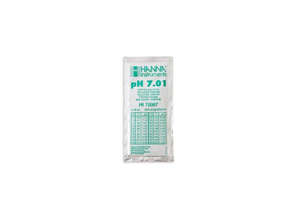 Kalibračný roztok 7.01 pH - 20ml sáčok