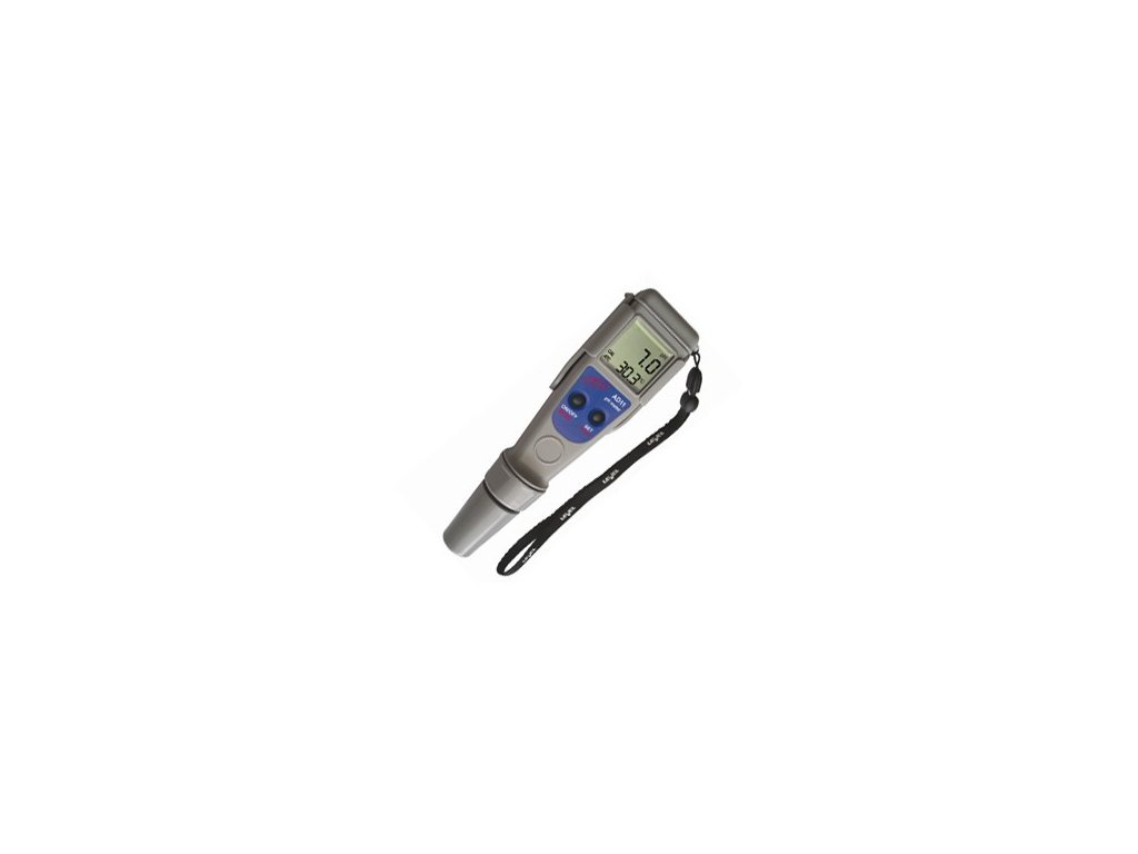 .pH Meter ADWA + meranie teploty AD-11  + kalibračné roztoky súčasťou balenia