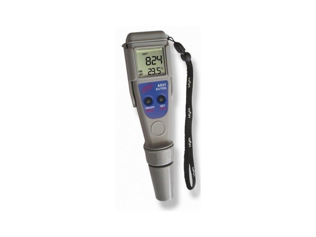 .EC / TDS / °C Konduktometer ADWA AD31 vodotesný