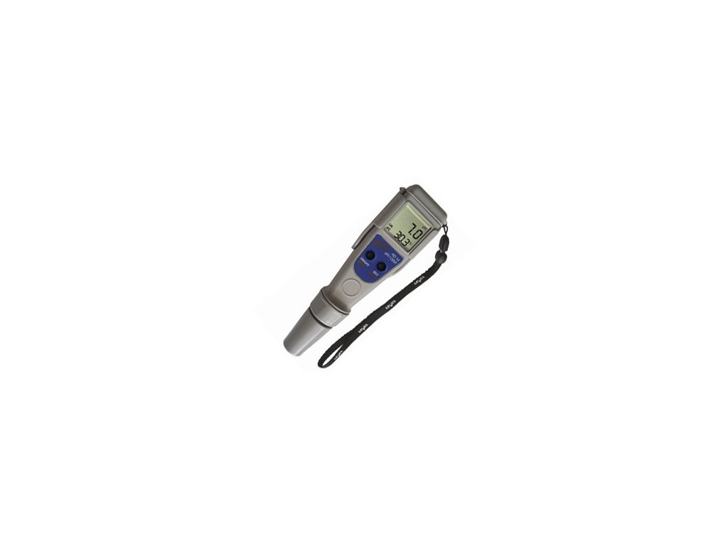 .pH / ORP Meter vodotesný, meranie teploty + kalibračné roztoky