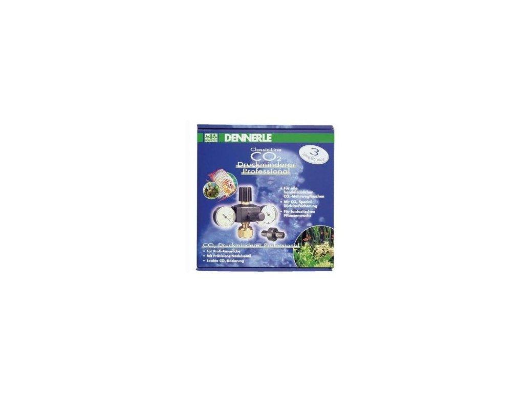 DENNERLE CLASSIC-LINE CO2 redukčný ventil Professional