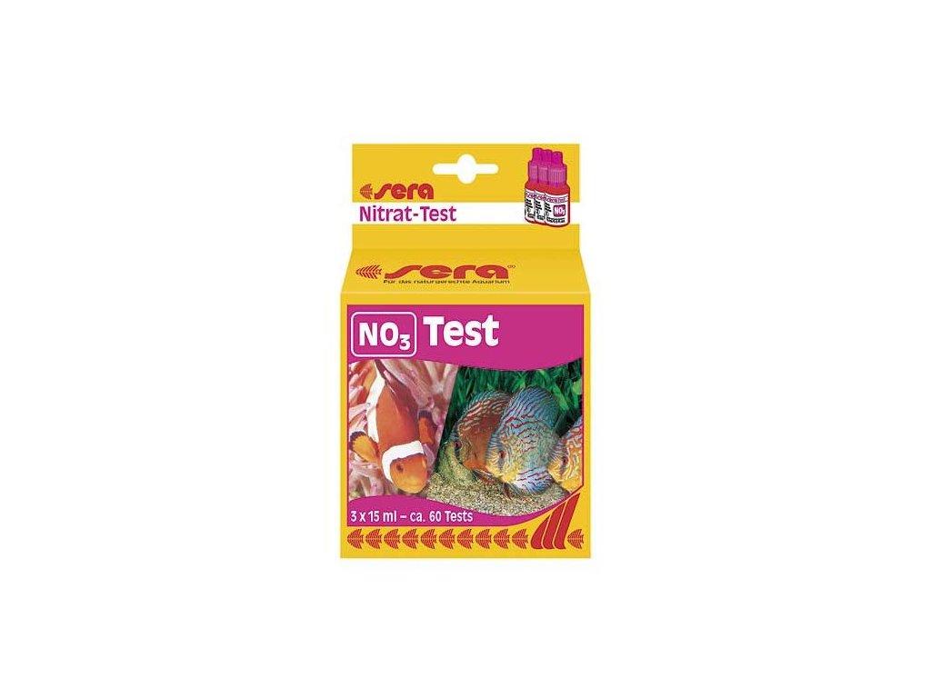 Sera nitrát- NO3 -Test