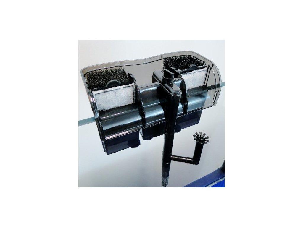 Závesný filter HBL-701 do 200l