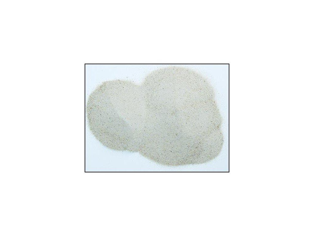 Akváriový piesok 25kg - zrnitosť 0,5-0,8mm