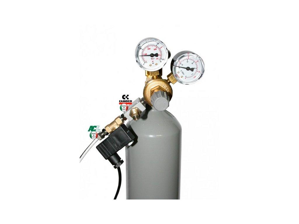 CO2 set 2l flaša - s nočným vypínaním