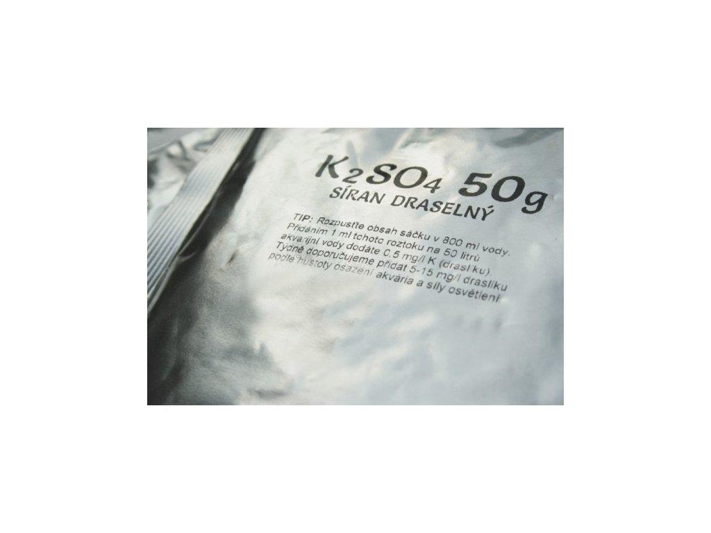 KALI PLUS (K2SO4) - síran draselný - 50g