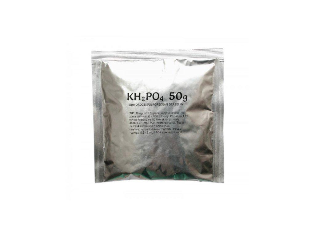 FOSFO PLUS (KH2PO4) - dihyd. fosforečnan draselný - 50g