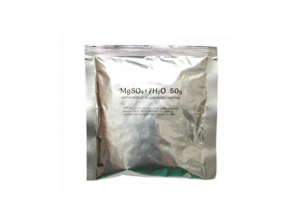 MAGNESIUM PLUS - heptahydrát síranu horečnatého (MgSO4x7H2O) - 50g