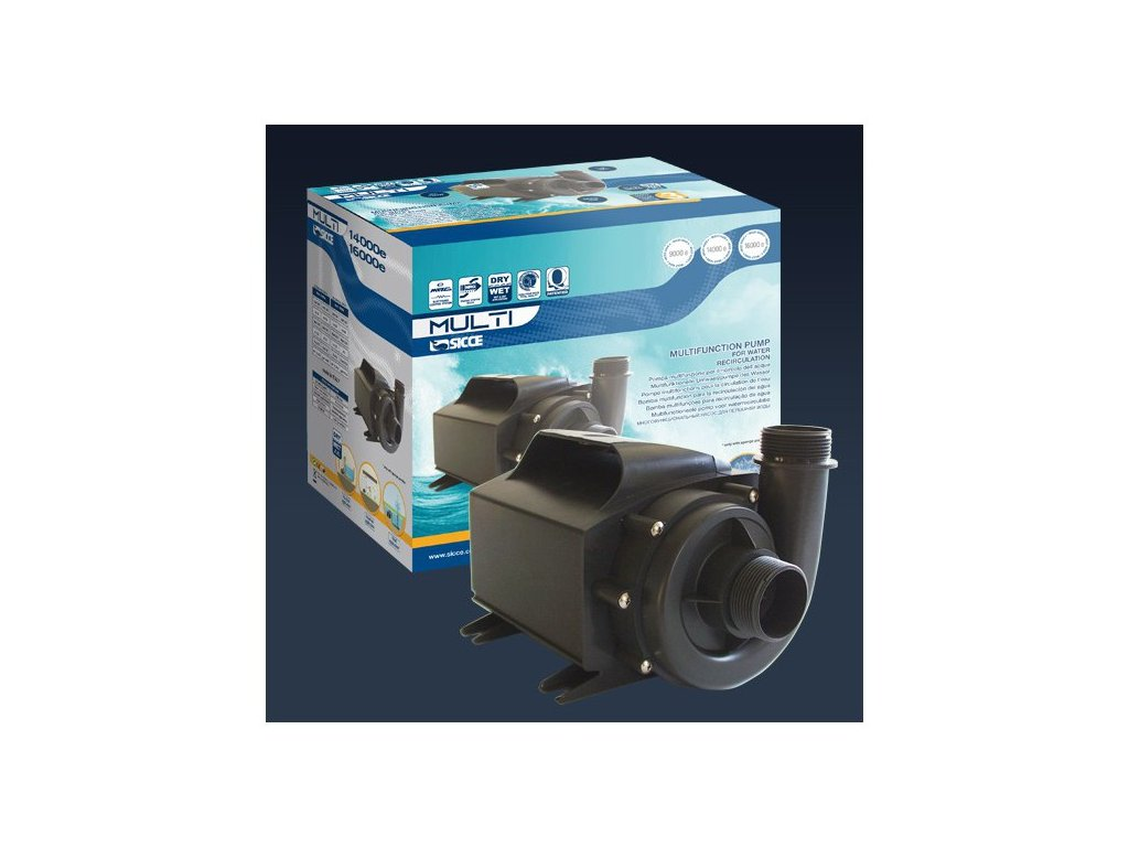 SICCE Multi 4000e - 3800 l/h