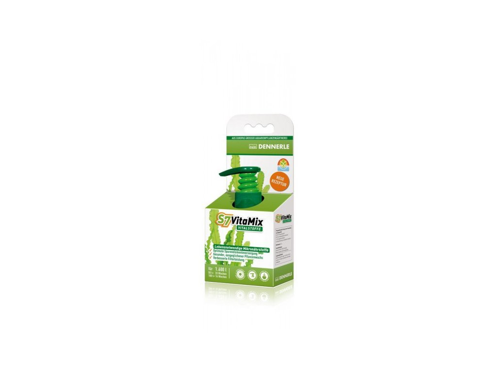 Dennerle S7 vitamix 250ml - 8000l
