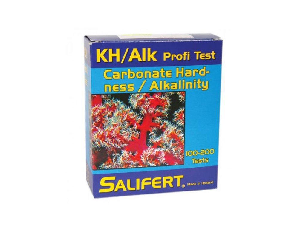 Salifert Kh/Alkalinity test