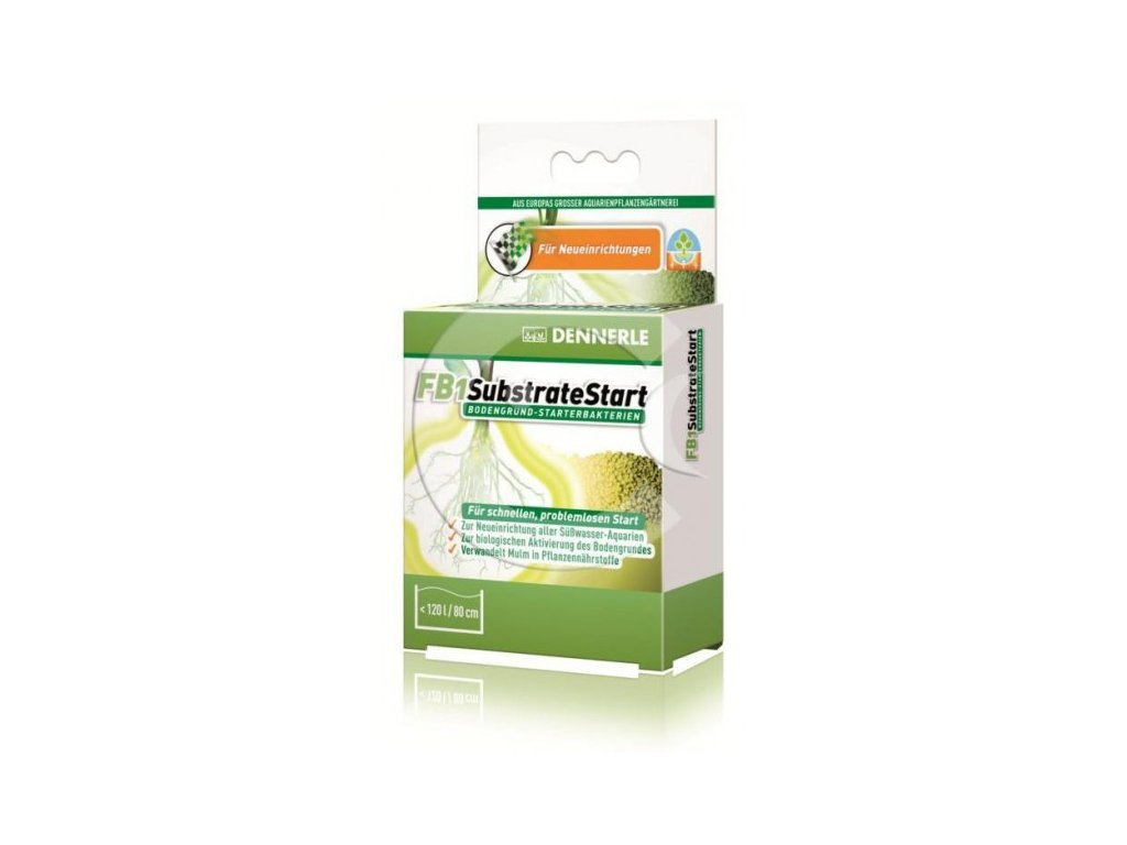Dennerle FB1 Substrate Start 50g -  na 120l
