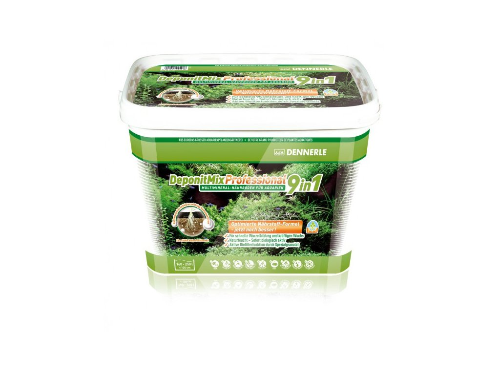 Dennerle Deponit Mix Professional 9in1 9.6kg