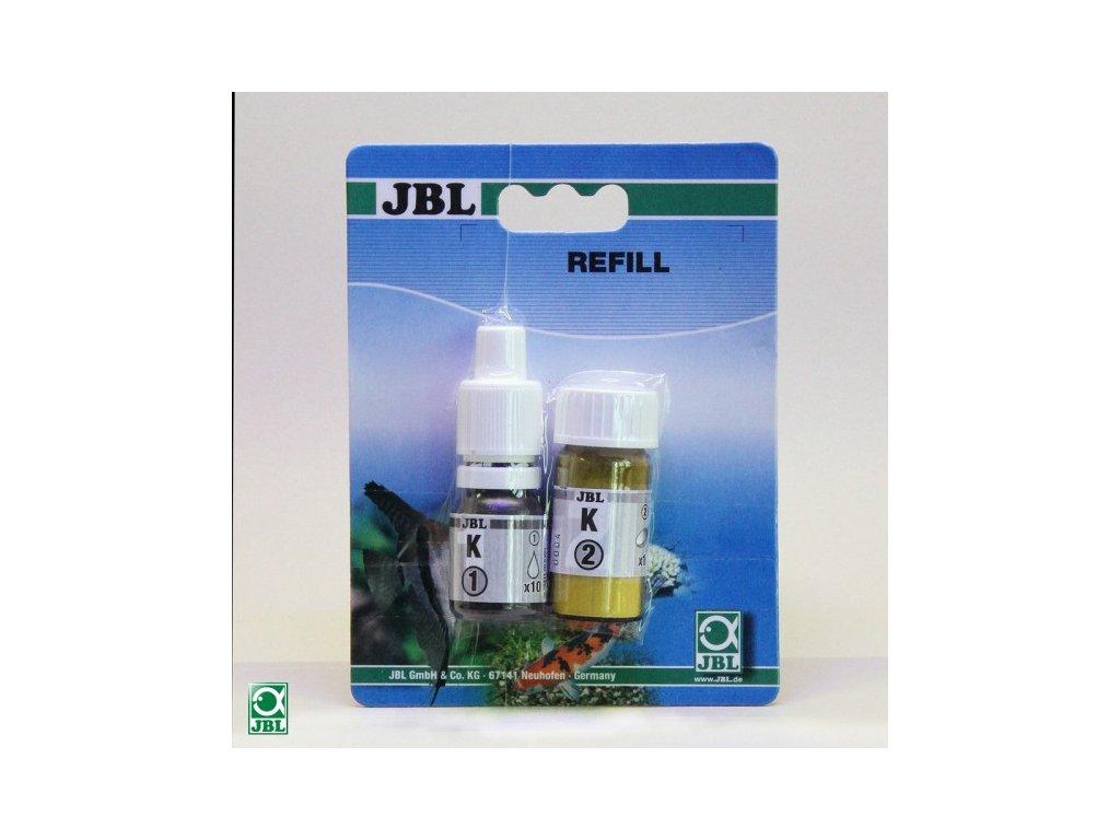 JBL K Test-Set Kalium - Náplň