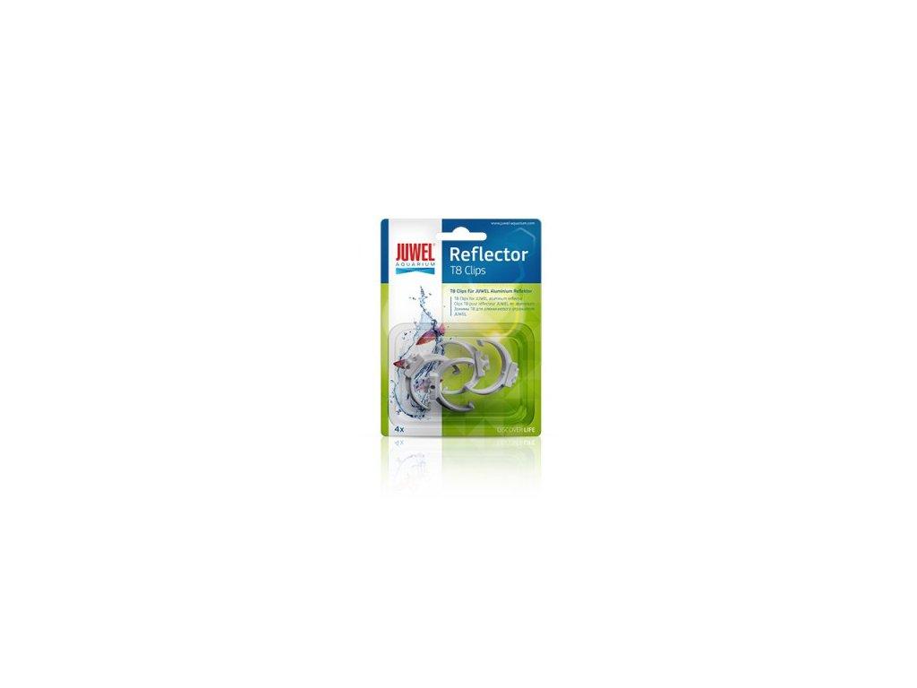 JUWEL HiFlex T8 Clips plast 4ks
