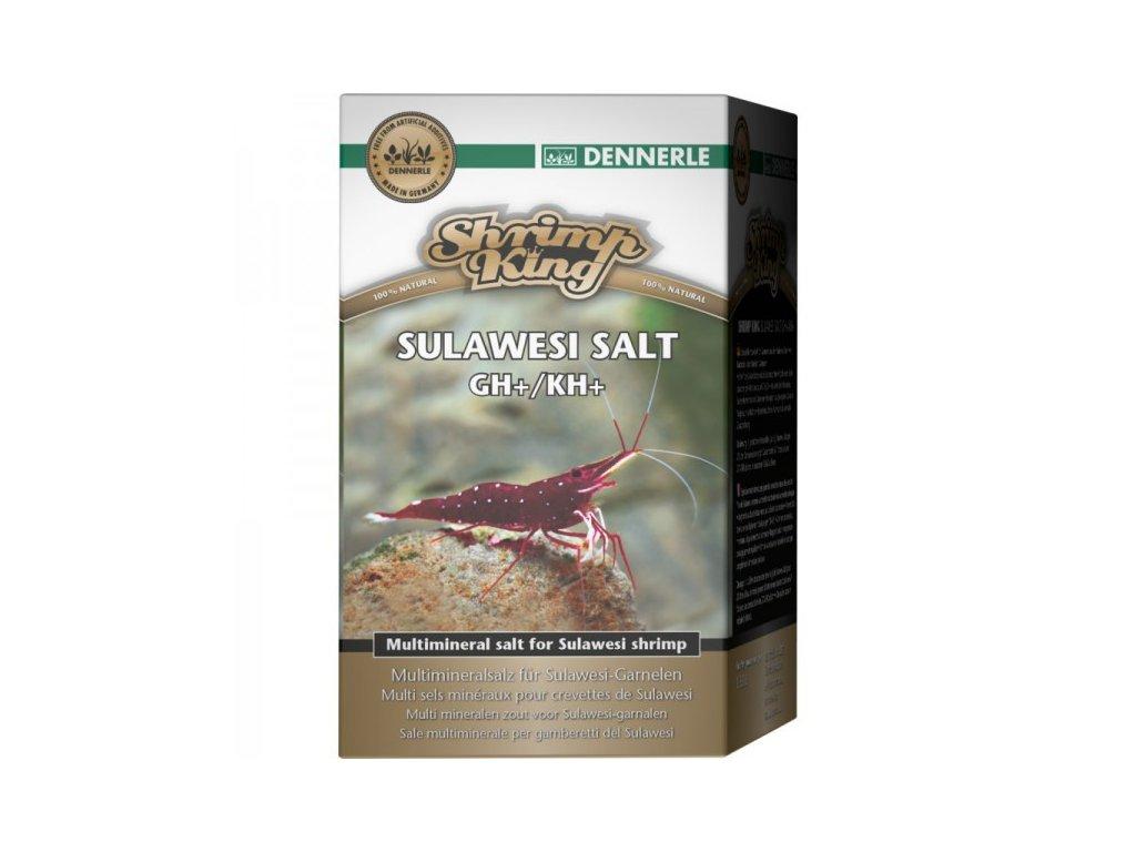 Dennerle Shrimp King Sulawesi Salt GH/KH+ ,200g