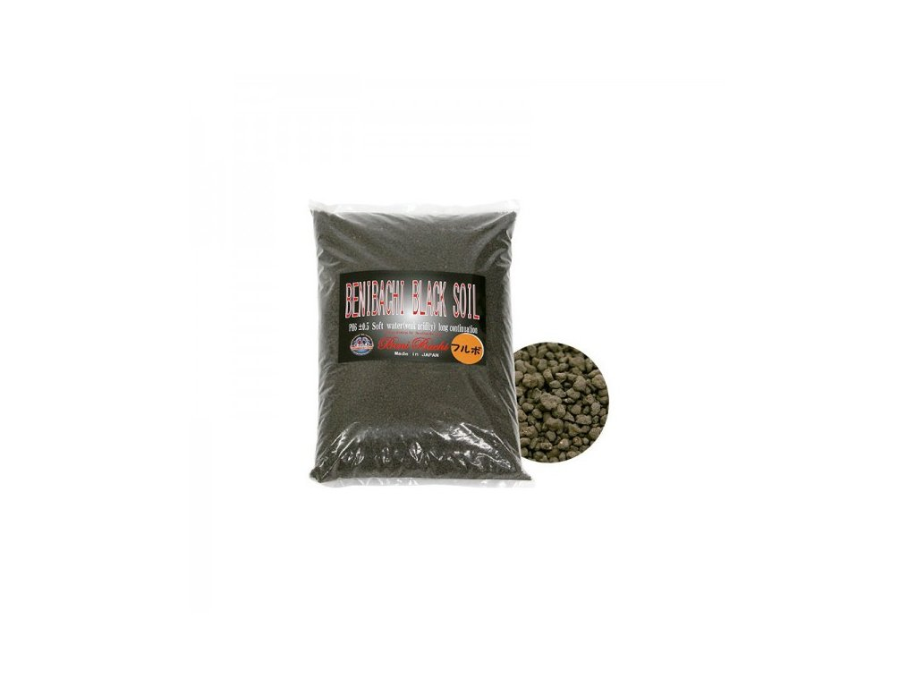 Benibachi Black Soil 2kg (Normal)