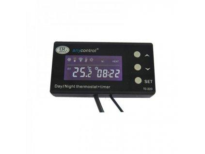 Termostat Ringder TC-220 s programátorom