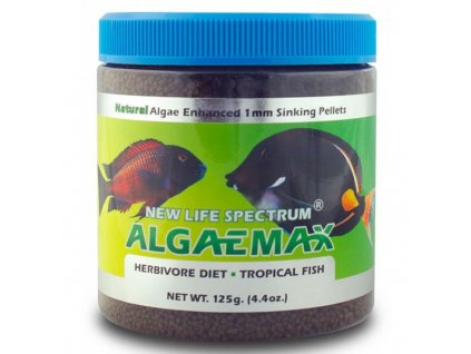 New Life Spectrum AlgaeMax 125g 1mm