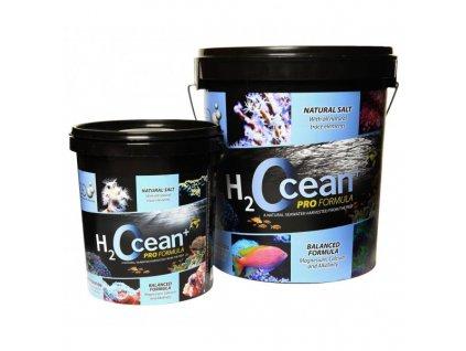 H2Ocean PRO+ Reef salt 6,6kg - profesionálna morská sol