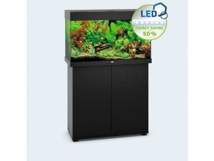 Juwel Rio 180 LED akvárium , 180l čierne