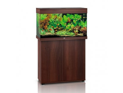 Juwel Rio 180 LED akvárium , 180l tmavá hnedá