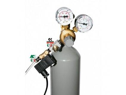 CO2 set 5l flaša - s nočným vypínaním