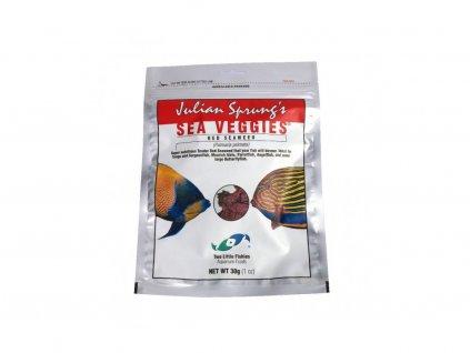 SeaVeggies - Red - listy z červených morských rias 30g