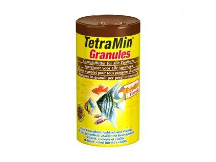 Tetra Min Granules 250ml  komplexné krmivo pre akváriové ryby