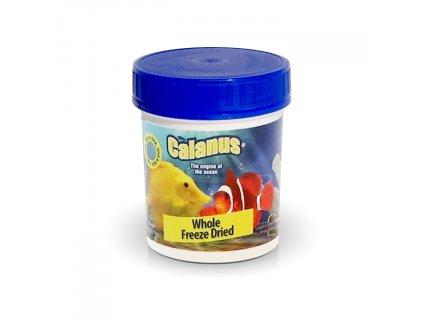 calanus freeze dried resolution