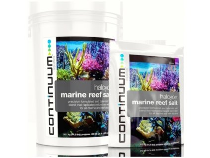 continuum marine reef salt 740 p